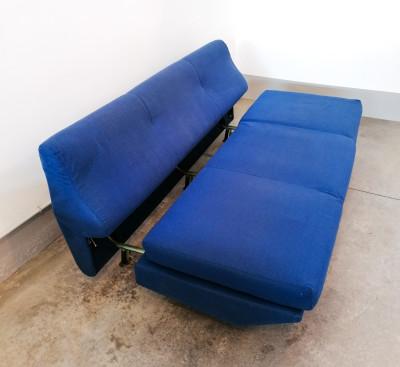 Divano letto di design Sleep-o-Matic Marco ZANUSO per ARFLEX Milano Italia, 1954