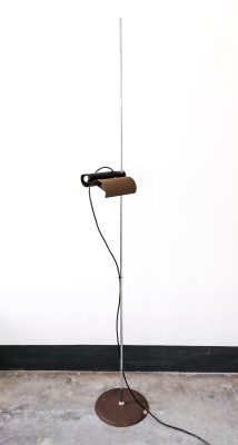Lampada da terra DIM 333 design Vico MAGISTRETTI per OLUCE. Italia, 1975