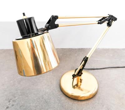 Lampada da tavolo GIOTTO di Sergio BARNADI per Luce e Dimensioni. Italia, anni
