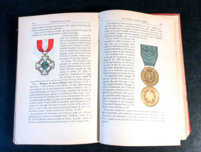 Manuale di Organica Militare Eserciti Italiano, Germanico, Austro-Ungarico, Francese e Svizzero. Carlo CORTICELLI. Italia, 1892