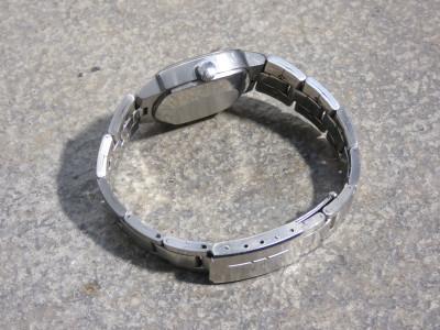 Orologio da polso LONGINES Automatic. In acciaio inossidabile. Movimento automatico con calendario a ore 3. Svizzera, Anni 90
