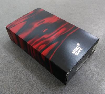 Penna a sfera MONTBLANC Edizione limitata VIRGINIA WOOLF Esemplare 11271 / 18000 in confezione originale. Germania