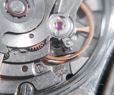 Orologio da polso automatico VETTA 824. 25 Gioielli. Movimento ETA 2824. Svizzera, Anni 70