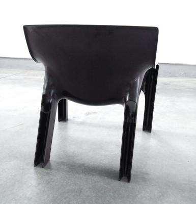 Sedia di design Vicario Vico MAGISTRETTI per ARTEMIDE. Italia, Anni 70