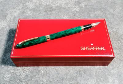 Penna stilografica SHEAFFER Crest - Nova Lacque. USA, Anni 80