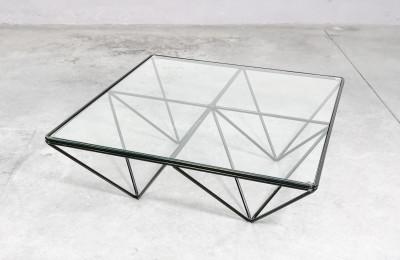 Tavolino da fumo Alanda design Paolo PIVA per B&B Italia. Italia, Anni 70