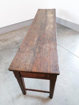Lungo tavolo originale d