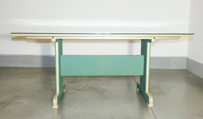 ?? TAVOLO DESIGN UMBERTO MASCAGNI 1950 SALA PRANZO VINTAGE DINING TABLE ITALIA