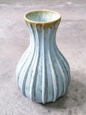 Vaso in ceramica smaltata, design di Guido ANDLOVITZ per LAVENIA Societa Ceramica Italiana Laveno, 1954