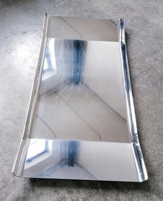 Vassoio di design Arran Enzo MARI per ALESSI, in acciaio inossidabile Italia, 1961