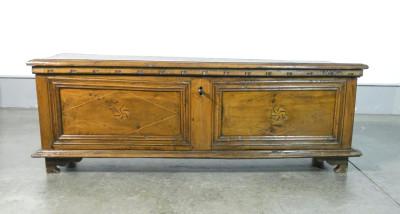 Cassapanca Luigi XVI originale d