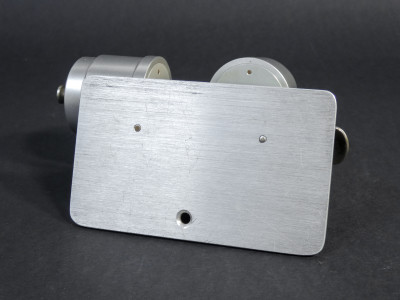 Cronometro di precisione elettromeccanico con misurazione al centesimo di secondo. CERETTO S.A. Torino, Metà Novecento