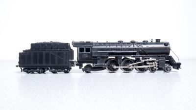 FLEISCHMANN Locomotiva 1365 con tender. 1360 01 1952. Germania, Anni 50