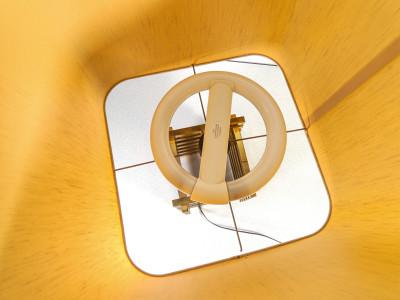 Lampada da tavolo design Romeo REGA. Italia, Anni 60