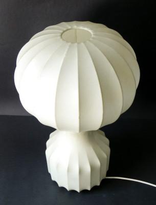 Lampada da tavolo cocoon Gatto design Achille & Pier Giacomo CASTIGLIONI per FLOS. Italia, Anni 60