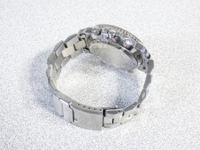 Cronografo da polso BREIL Manta Z597 Subacqueo, resistente fino a 20 atm. Acciaio inossidabile.