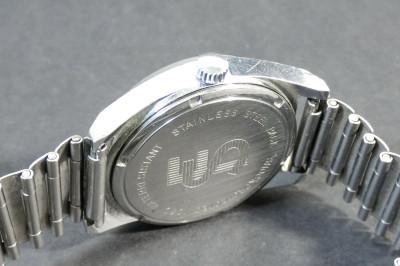 Orologio da polso a carica manuale PERSEO FS 17 Rubis Incabloc. Movimento Unitas 6380. Svizzera, Anni 70