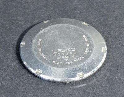 Orologio da polso automatico SEIKO 5 6309-8480, 17 gioielli, giorno del mese e della settimana in due lingue. Giappone, Anni 80
