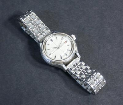 Orologio da polso automatico SEIKO Hi-Beat 2205-0220, 21 gioielli, calendario a ore tre. Giappone, 1968