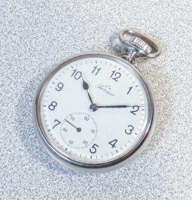 Orologio da tasca a carica manuale PERSEO FS Mov. Cortebert. Svizzera, Anni 60
