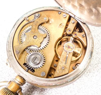 Orologio da tasca a carica manuale REGOLATOR. Svizzera, Primi del Novecento