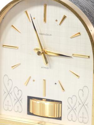 Orologio da tavolo ATMOS Borne, JAEGER LeCOULTRE. Svizzera, Anni 60