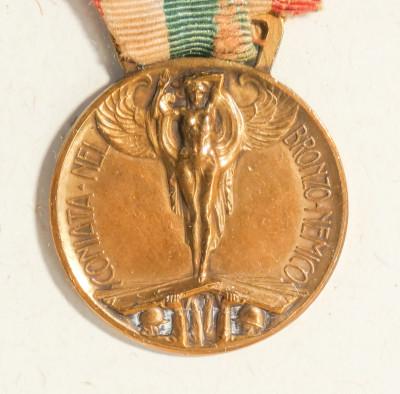 Serie di quattro medaglie commemorative del Regno d