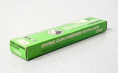 Confezione SUBBUTEO Diving goalkeepers with caps - Portieri Set C153. Inghilterra, Anni 70