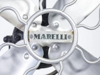 Ventilatore da tavolo MARELLI 125. Italia, Anni 30/40