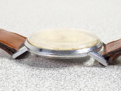 VETTA 210. Movimento ETA 1120. Orologio da polso da uomo a carica manuale. Svizzera, Anni 50/60